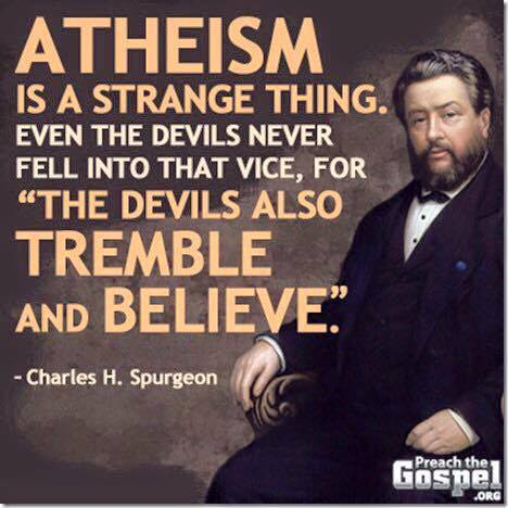 Atheism bedfellows