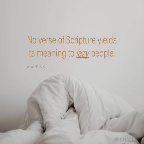 No verse